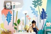 Фото 1 65 идей оформления стен в детской комнате