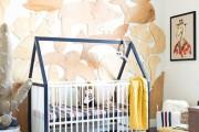 Фото 16 65 идей оформления стен в детской комнате