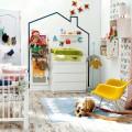 65 идей оформления стен в детской комнате фото