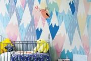 Фото 3 65 идей оформления стен в детской комнате