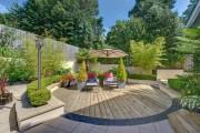 Фото 19 70+ идей дизайна сада: природное великолепие на вашем участке