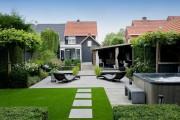 Фото 17 70+ идей дизайна сада: природное великолепие на вашем участке