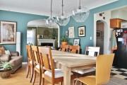 Фото 23 75 идей дизайна столовой: обедаем с удовольствием