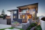 Фото 7 55 идей двухэтажных домов: фото, проекты, чертежи, варианты планировки