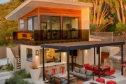 Фото 9 55 идей двухэтажных домов: фото, проекты, чертежи, варианты планировки