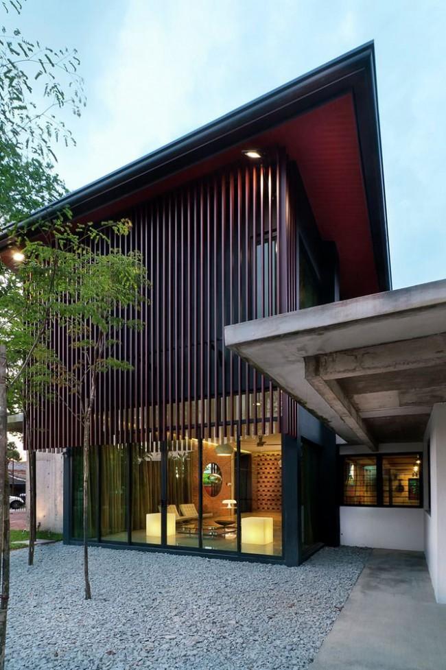 В современном загородном строительстве наиболее популярны проекты двухэтажных домов