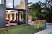 Фото 13 55 идей двухэтажных домов: фото, проекты, чертежи, варианты планировки