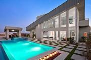Фото 17 55 идей двухэтажных домов: фото, проекты, чертежи, варианты планировки