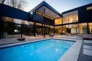 Фото 20 55 идей двухэтажных домов: фото, проекты, чертежи, варианты планировки