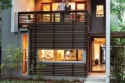 Фото 21 55 идей двухэтажных домов: фото, проекты, чертежи, варианты планировки