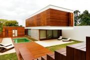 Фото 4 55 идей двухэтажных домов: фото, проекты, чертежи, варианты планировки