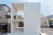 Фото 14 55 идей двухэтажных домов: фото, проекты, чертежи, варианты планировки