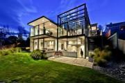 Фото 2 55 идей двухэтажных домов: фото, проекты, чертежи, варианты планировки