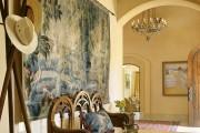 Фото 22 60 идей гобеленов в интерьере: стильное украшение стены