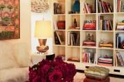 Фото 26 60 идей гобеленов в интерьере: стильное украшение стены