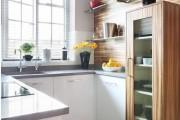 Фото 21 55 Лучших идей дизайна маленькой кухни: стиль, эргономичность и уют