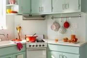 Фото 22 55 Лучших идей дизайна маленькой кухни: стиль, эргономичность и уют