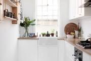 Фото 7 55 Лучших идей дизайна маленькой кухни: стиль, эргономичность и уют