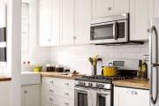 Фото 25 55 Лучших идей дизайна маленькой кухни: стиль, эргономичность и уют