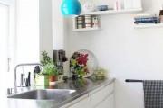 Фото 1 55 Лучших идей дизайна маленькой кухни: стиль, эргономичность и уют