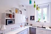 Фото 17 55 Лучших идей дизайна маленькой кухни: стиль, эргономичность и уют