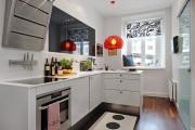 Фото 19 55 Лучших идей дизайна маленькой кухни: стиль, эргономичность и уют