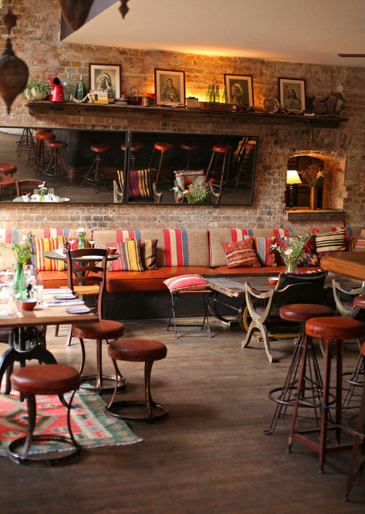 Дизайн баров ресторанов кафе баров ресторанов грамотный интерьер