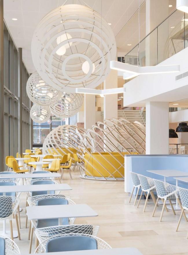 есторан, кафе, бар, гламур дизайн интерьера интерьеры