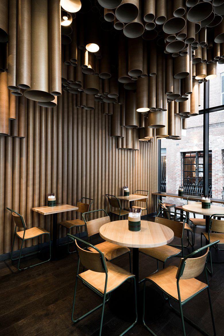 65 идей интерьера кафе Happymodern Ru