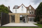 Фото 27 65 идей кирпичных домов (фото, проекты): классика частного домостроения