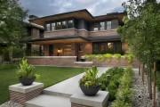 Фото 28 65 идей кирпичных домов (фото, проекты): классика частного домостроения