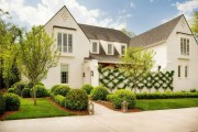 Фото 5 65 идей кирпичных домов (фото, проекты): классика частного домостроения