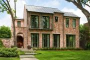 Фото 26 65 идей кирпичных домов (фото, проекты): классика частного домостроения