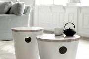 Фото 7 Кофейный столик (60+ фото): сочетаем неординарный дизайн и удобство в современной гостиной