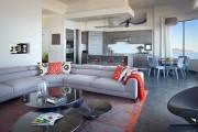 Фото 18 Кофейный столик (60+ фото): сочетаем неординарный дизайн и удобство в современной гостиной