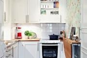 Фото 20 50 идей дизайна кухни в  хрущевке (фото)