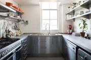 Фото 24 50 идей дизайна кухни в  хрущевке (фото)