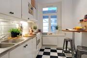 Фото 28 50 идей дизайна кухни в  хрущевке (фото)