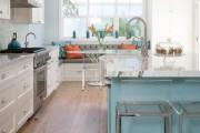 Фото 11 Современные кухни с островом: 100+ функциональных и стильных вариантов дизайна на любой бюджет