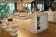 Фото 19 Современные кухни с островом: 100+ функциональных и стильных вариантов дизайна на любой бюджет