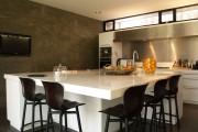 Фото 20 Современные кухни с островом: 100+ функциональных и стильных вариантов дизайна на любой бюджет