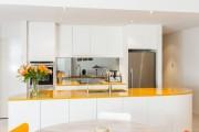 Фото 8 Современные кухни с островом: 100+ функциональных и стильных вариантов дизайна на любой бюджет