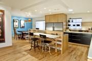 Фото 24 Современные кухни с островом: 100+ функциональных и стильных вариантов дизайна на любой бюджет