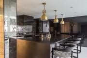 Фото 28 Современные кухни с островом: 100+ функциональных и стильных вариантов дизайна на любой бюджет