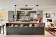 Фото 29 Современные кухни с островом: 100+ функциональных и стильных вариантов дизайна на любой бюджет