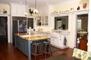 Фото 32 Современные кухни с островом: 100+ функциональных и стильных вариантов дизайна на любой бюджет