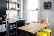 Фото 8 Стильный интерьер кухни 9 кв. метров: принципы организации пространства для комфорта всей семьи (фото)