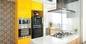Стильный интерьер кухни 9 кв. метров: принципы организации пространства для комфорта всей семьи (фото) фото