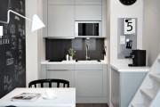 Фото 7 Стильный интерьер кухни 9 кв. метров: принципы организации пространства для комфорта всей семьи (фото)