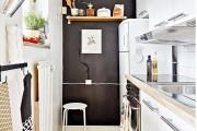 Фото 11 Стильный интерьер кухни 9 кв. метров: принципы организации пространства для комфорта всей семьи (фото)